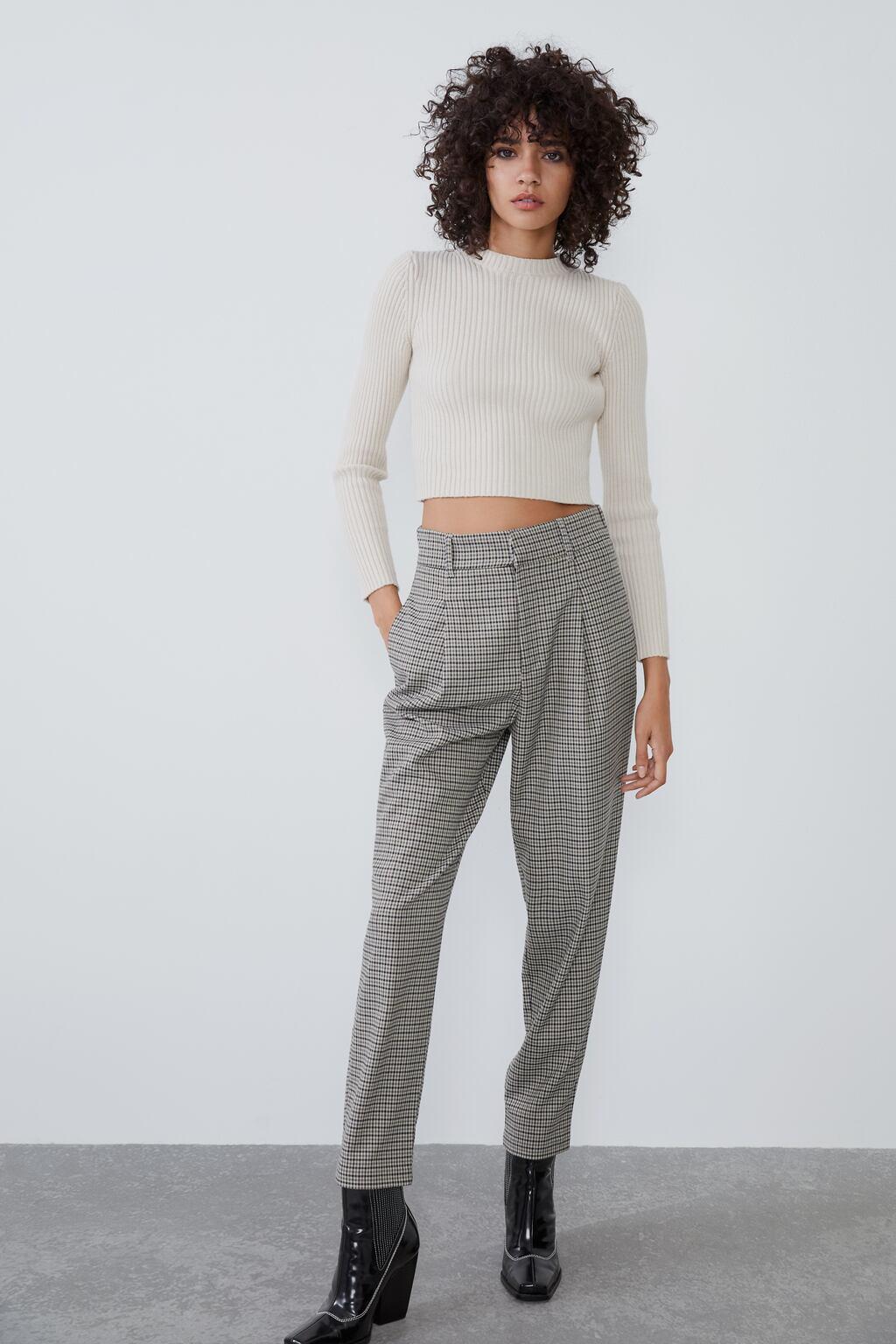 Отзыв на МУЖСКОЙ штаны с ВЫСОКИМ пояс из Интернет-Магазина Zara