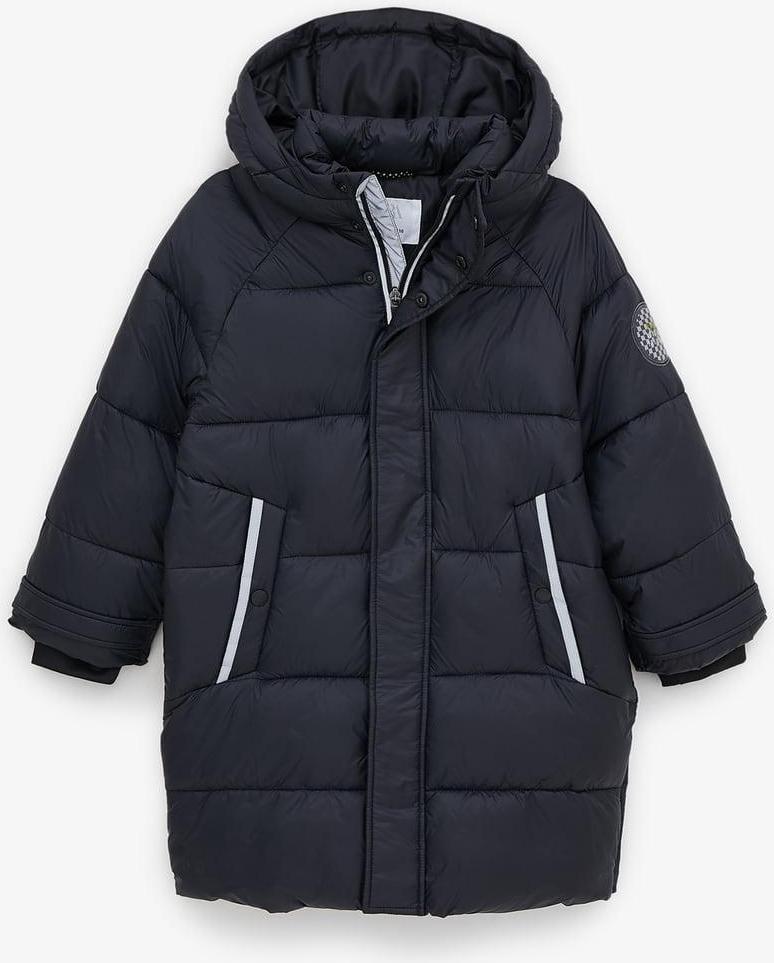 Отзыв на LANGER STEPPMANTEL IN SPORTLICHEM SCHNITT из Интернет-Магазина Zara