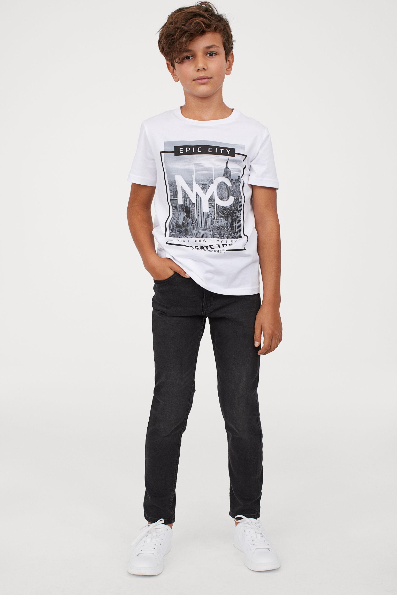 Отзыв на Superstretch узкие джинсы Fit Джинсы из Интернет-Магазина H&M