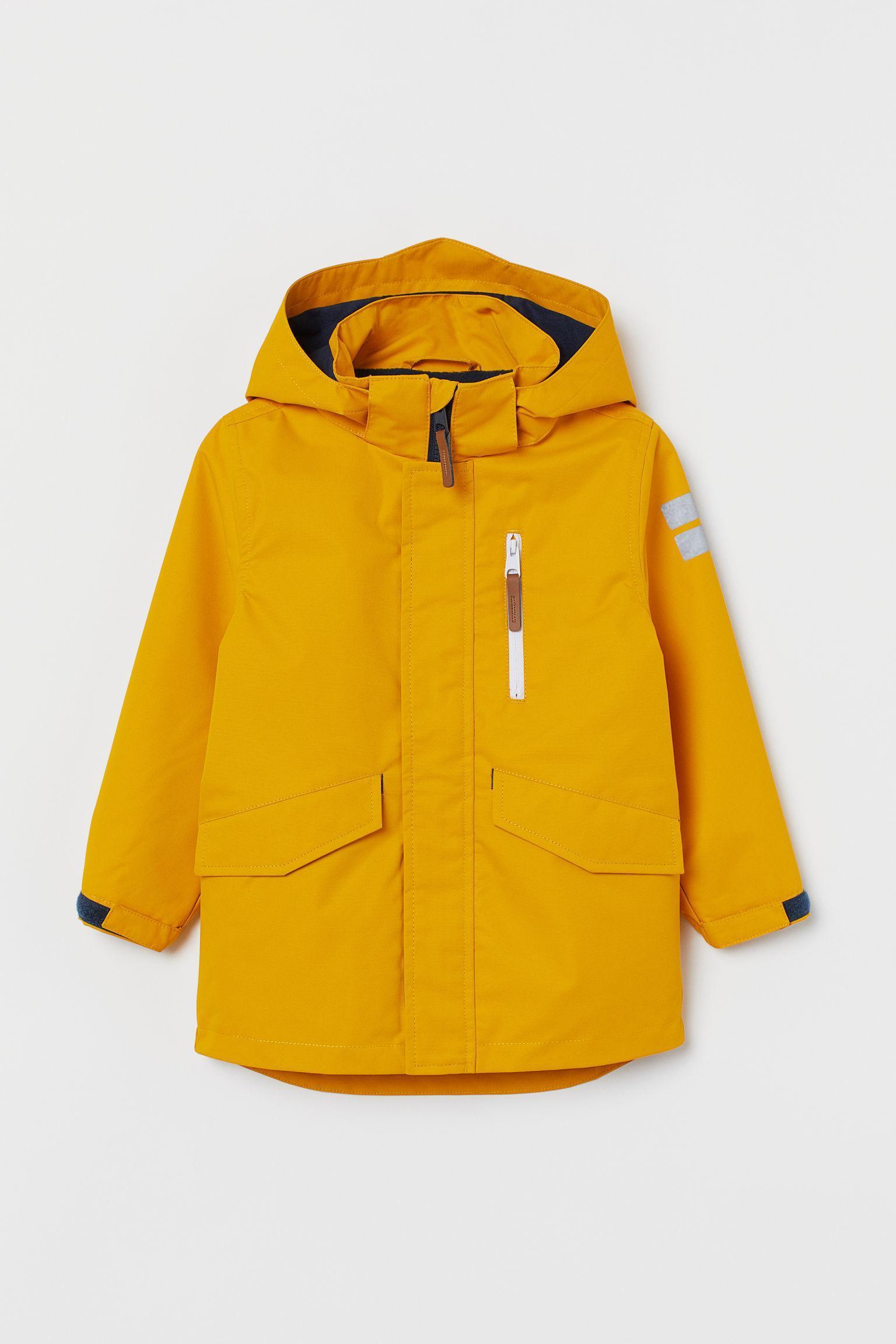 Отзыв на Водоотталкивающий куртка из Интернет-Магазина H&M