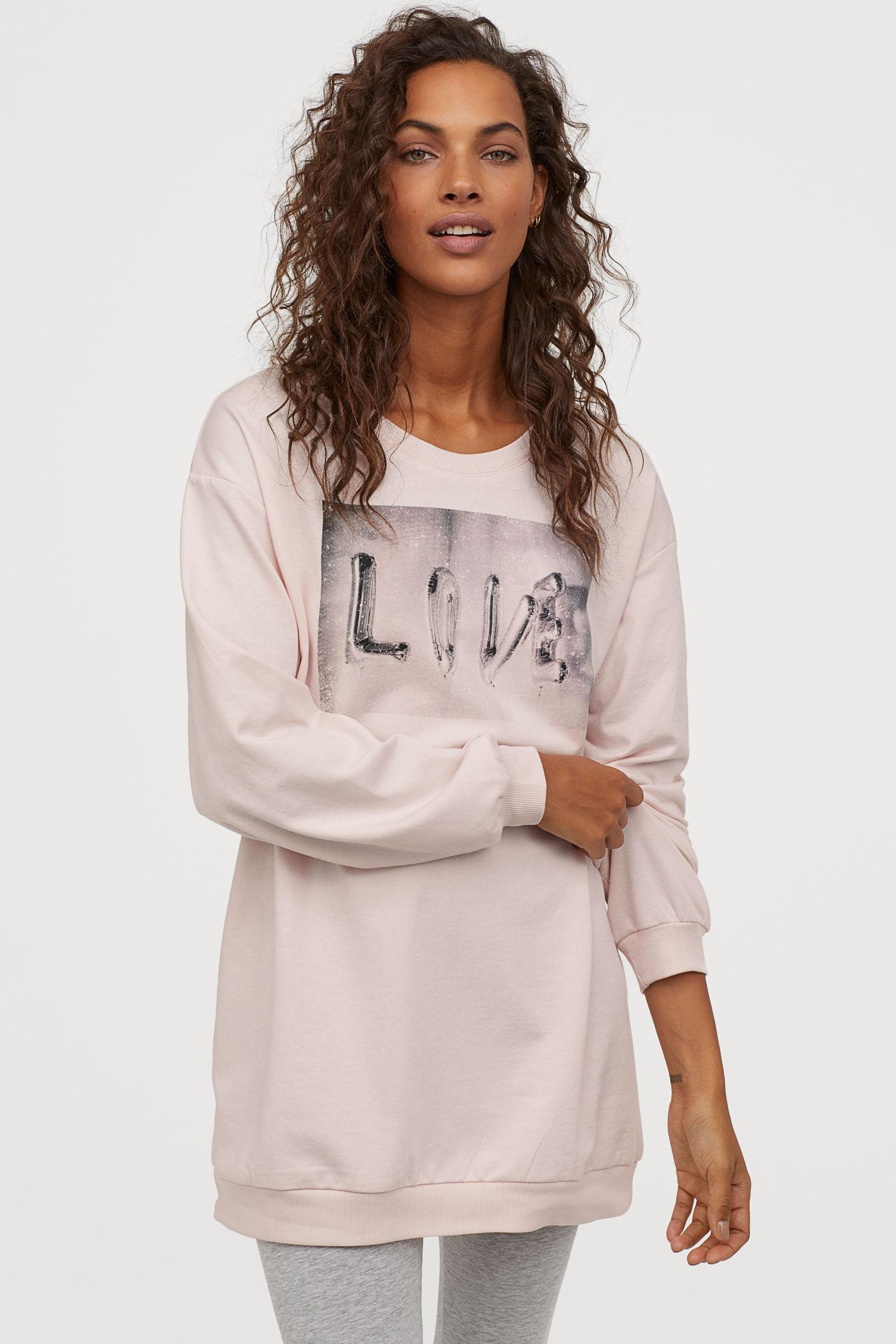 Отзыв на Ночная рубашка и леггинсы из Интернет-Магазина H&M