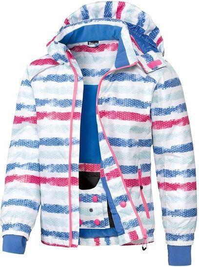 Отзыв на CRIVIT® лыжная куртка Девочки, с со светоотражателями, Капюшоном, запечатанный Швы, гидрофобизирующие из Интернет-Магазина LIDL