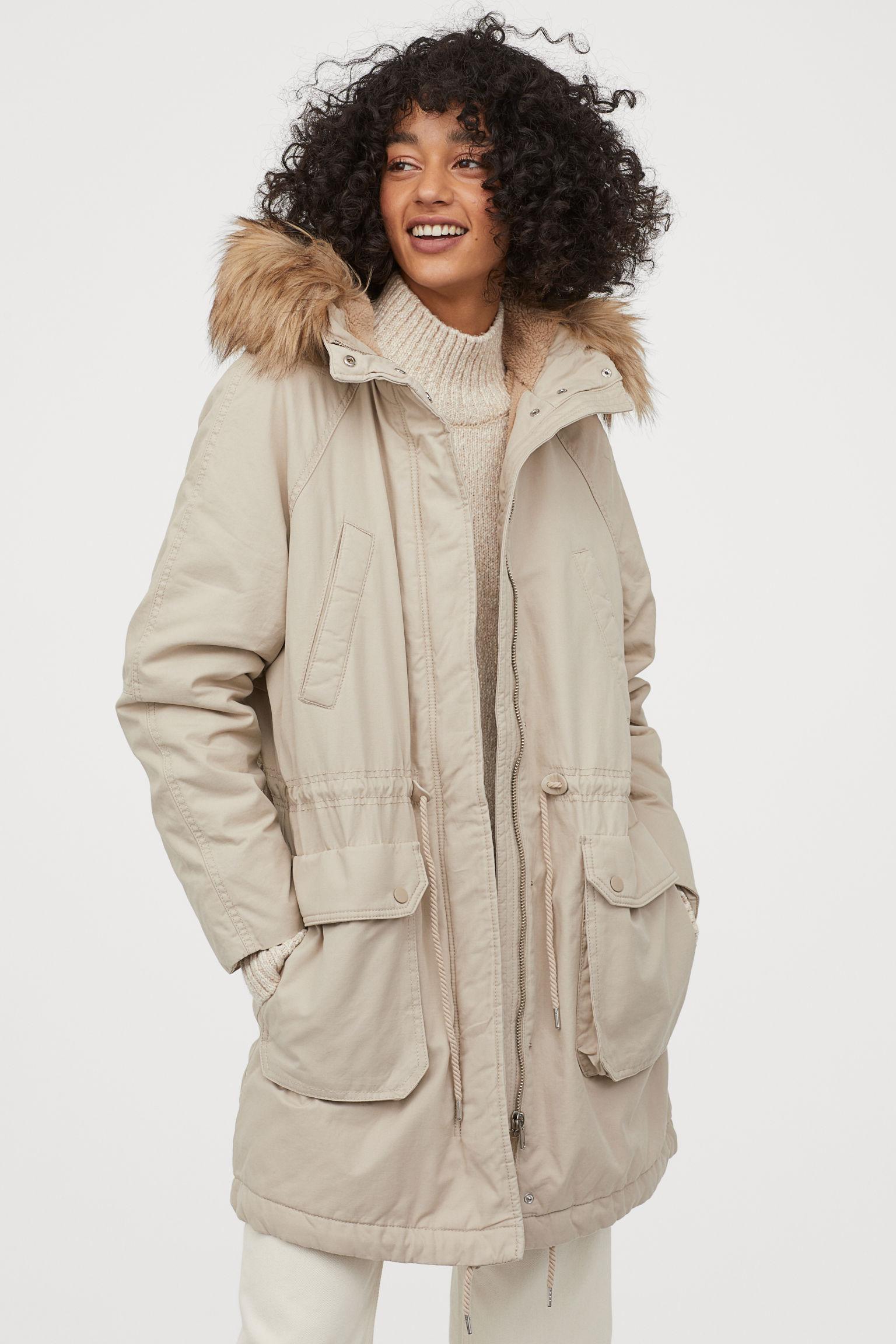 Отзыв на Парка с Twill хлопка из Интернет-Магазина H&M