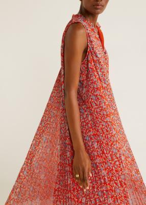 Отзыв на Платье с печатным рисунком из Интернет-Магазина MANGO