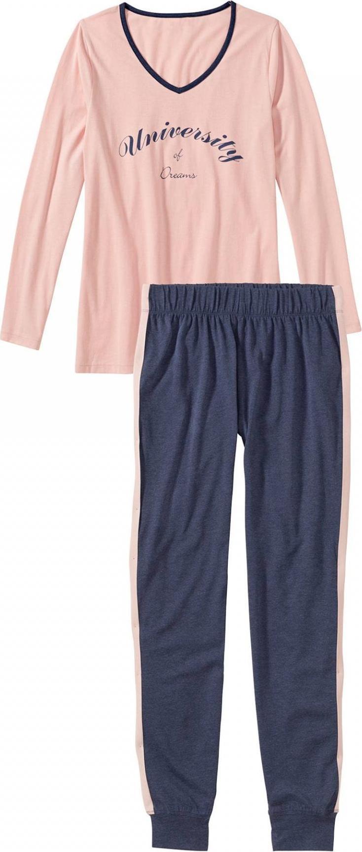 Отзыв на Женская пижама с Контрастные Полосы, 2 шт из Интернет-Магазина NKD