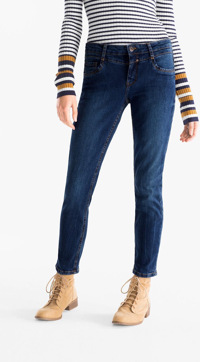 Отзыв на В Супер узкие джинсы из Интернет-Магазина C&A