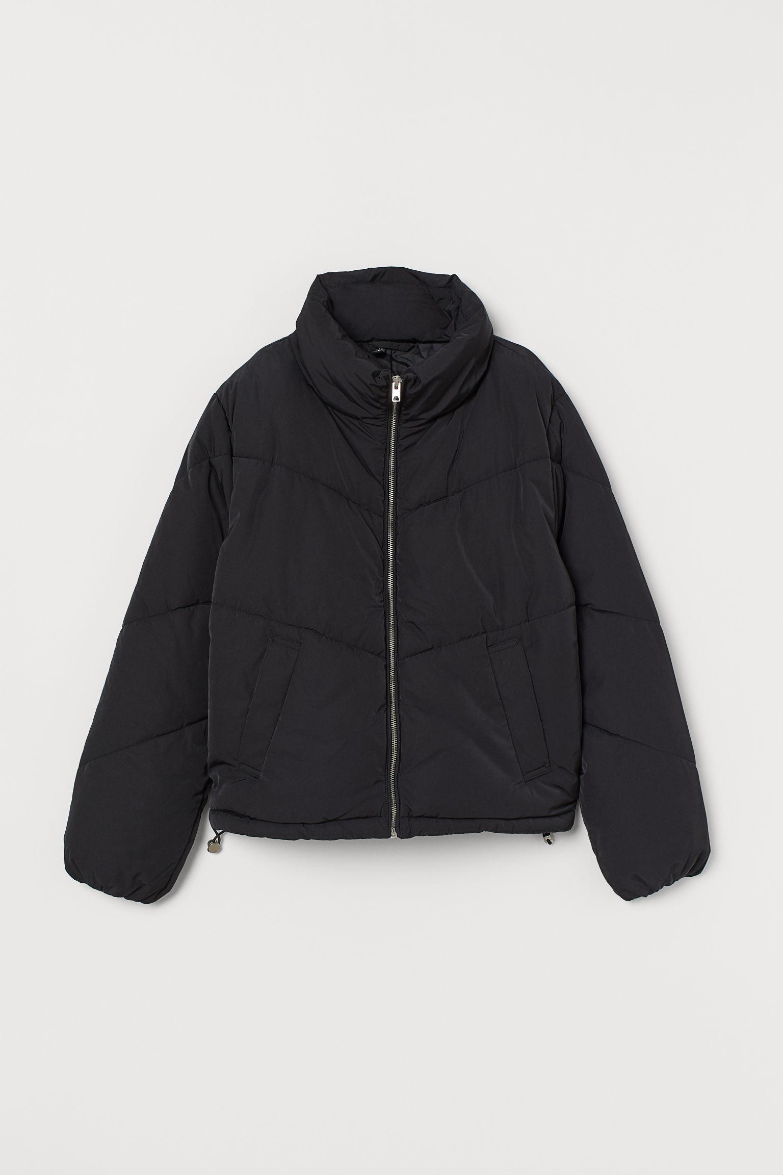 Отзыв на Kastige Puffer Jacket из Интернет-Магазина H&M