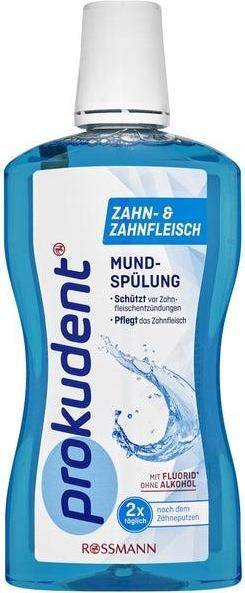 Отзыв на Prokudent Mundspülung Zahn- & Zahnfleischpflege из Интернет-Магазина ROSSMANN