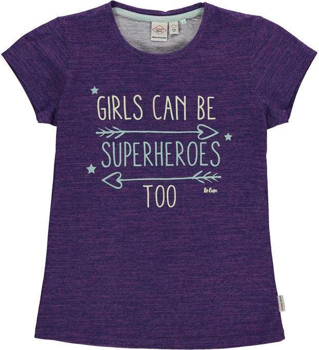 Отзыв на Текст АОП футболка для подростка Девочки из Интернет-Магазина Sports Direct