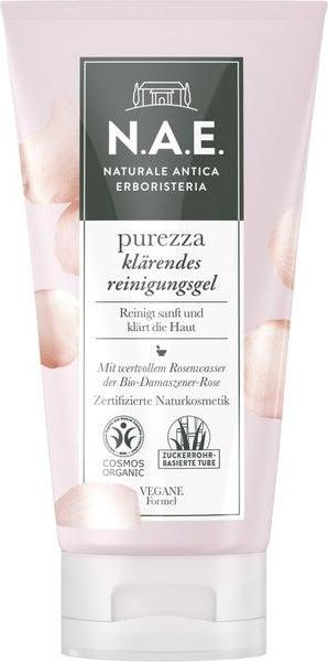 Отзыв на N.A.E. purezza klärendes Reinigungsgel из Интернет-Магазина ROSSMANN