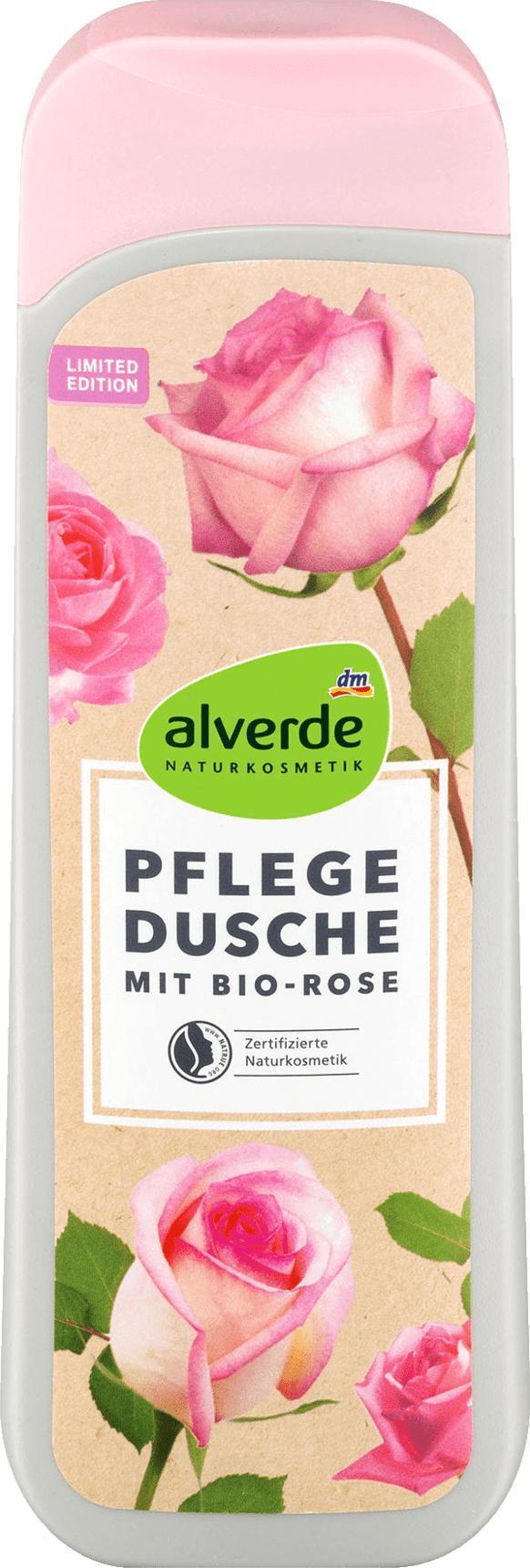 Отзыв на Dusche Bio-Rose, 250 ml из Интернет-Магазина DM