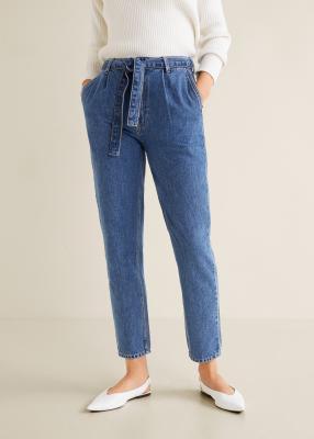 Отзыв на Baggy-Jeans из Интернет-Магазина MANGO Outlet