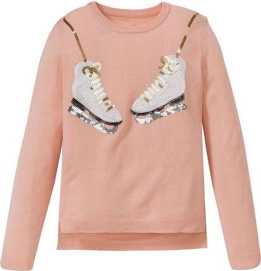 Отзыв на PEPPERTS® для детей для девочки свитер с рождественским рисунком из Интернет-Магазина LIDL