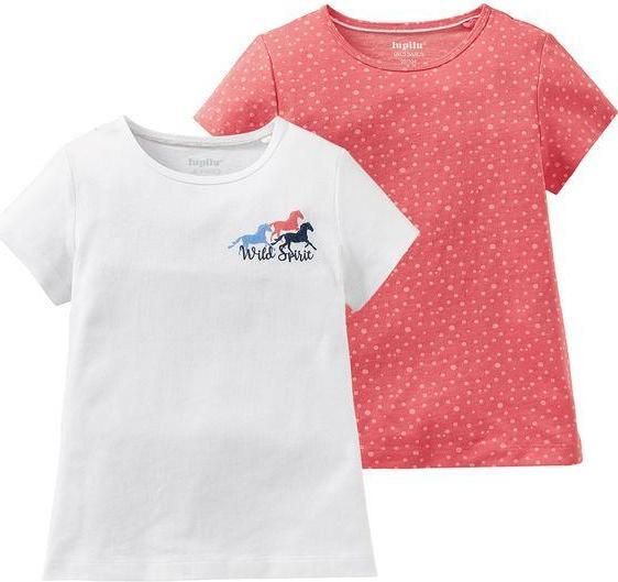 Отзыв на LUPILU® для малыша Футболка Девочки, 2 Шт, с хлопка из Интернет-Магазина LIDL