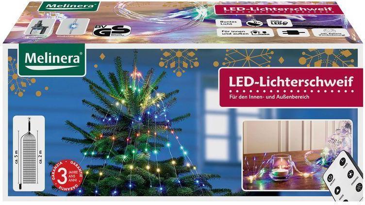 Отзыв на MELINERA® LED-Lichterschweif из Интернет-Магазина LIDL