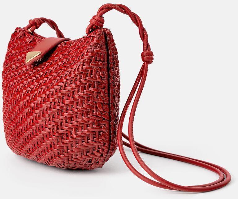Отзыв на Сумка через плечо В Плетеных оптики из Интернет-Магазина Zara