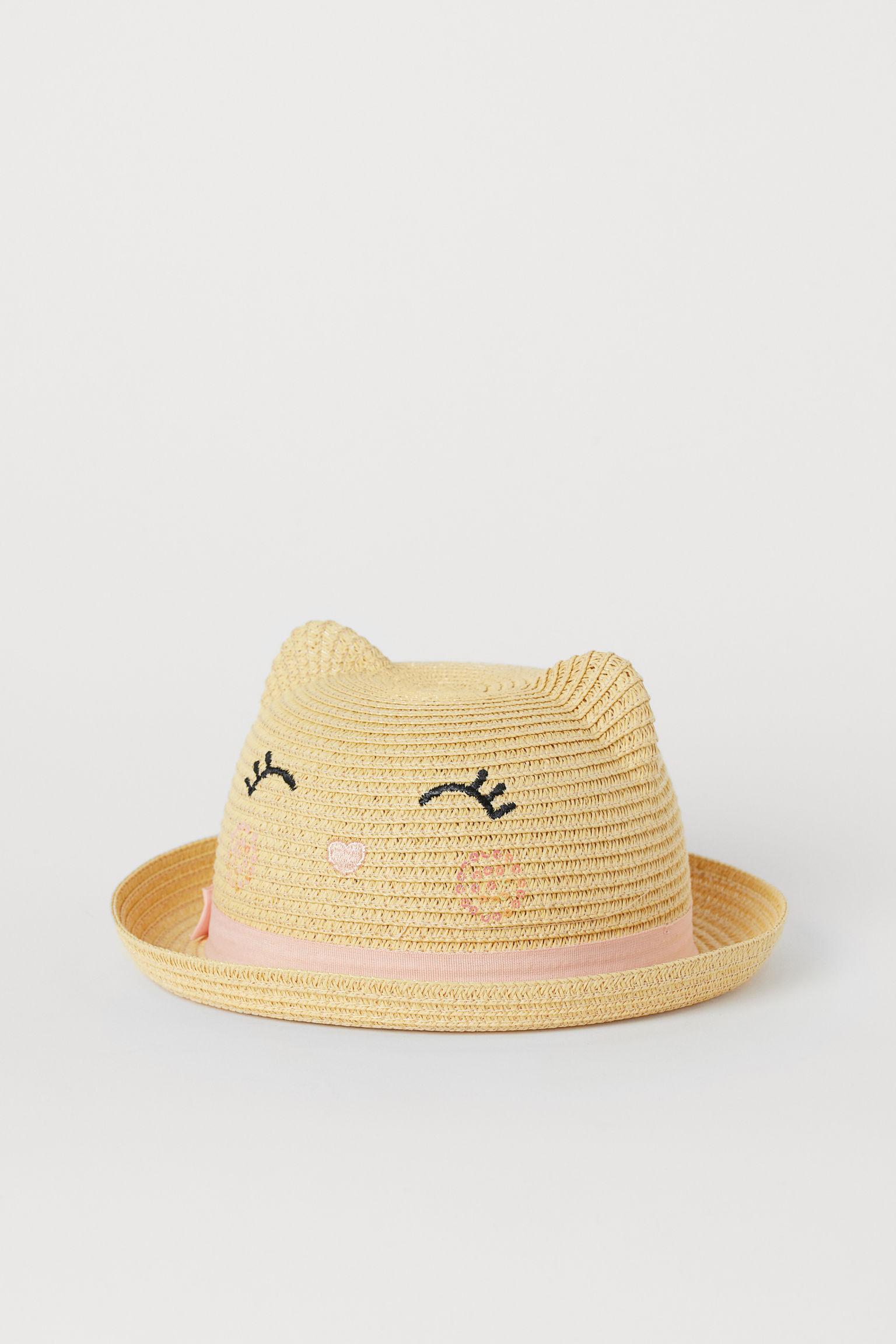 Отзыв на Strawhat с Уши из Интернет-Магазина H&M