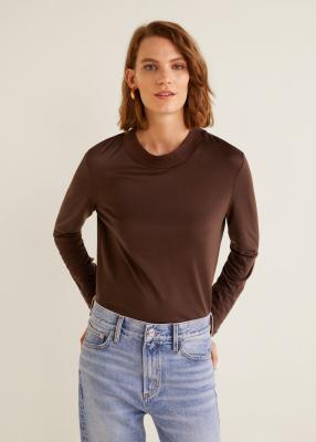 Отзыв на Meliertes Shirt из Интернет-Магазина MANGO Outlet