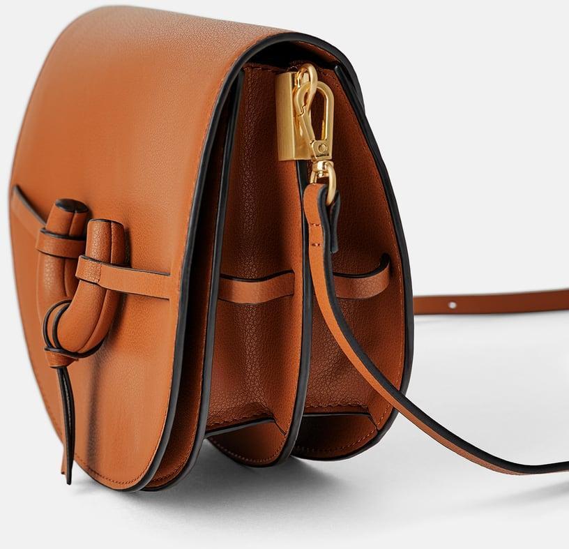 Отзыв на СРЕДНИЕ сумка через плечо ОПРОКИДЫВАНИЕ из Интернет-Магазина Zara