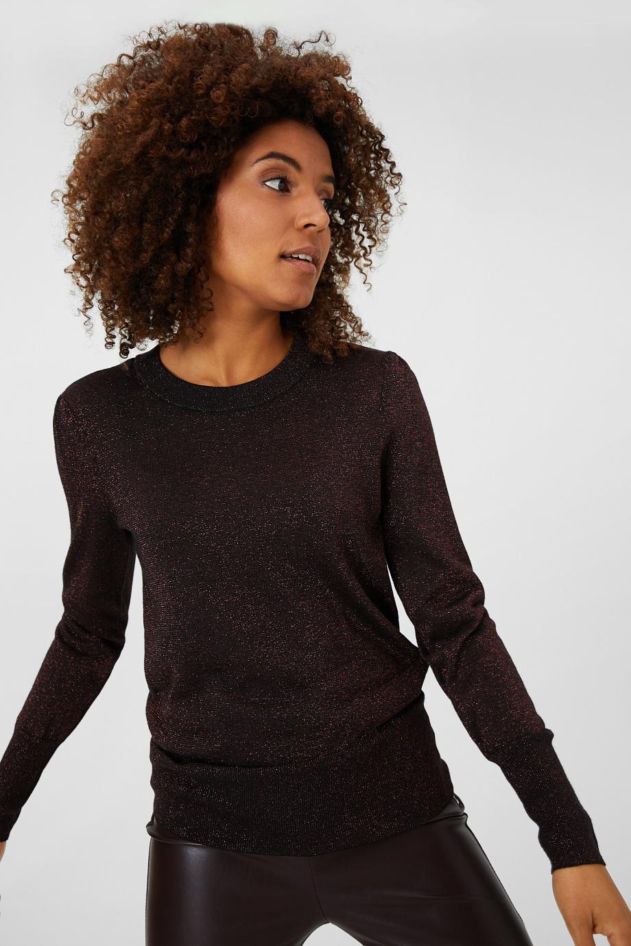 Отзыв на Пуловер - Блеск Эффект из Интернет-Магазина C&A