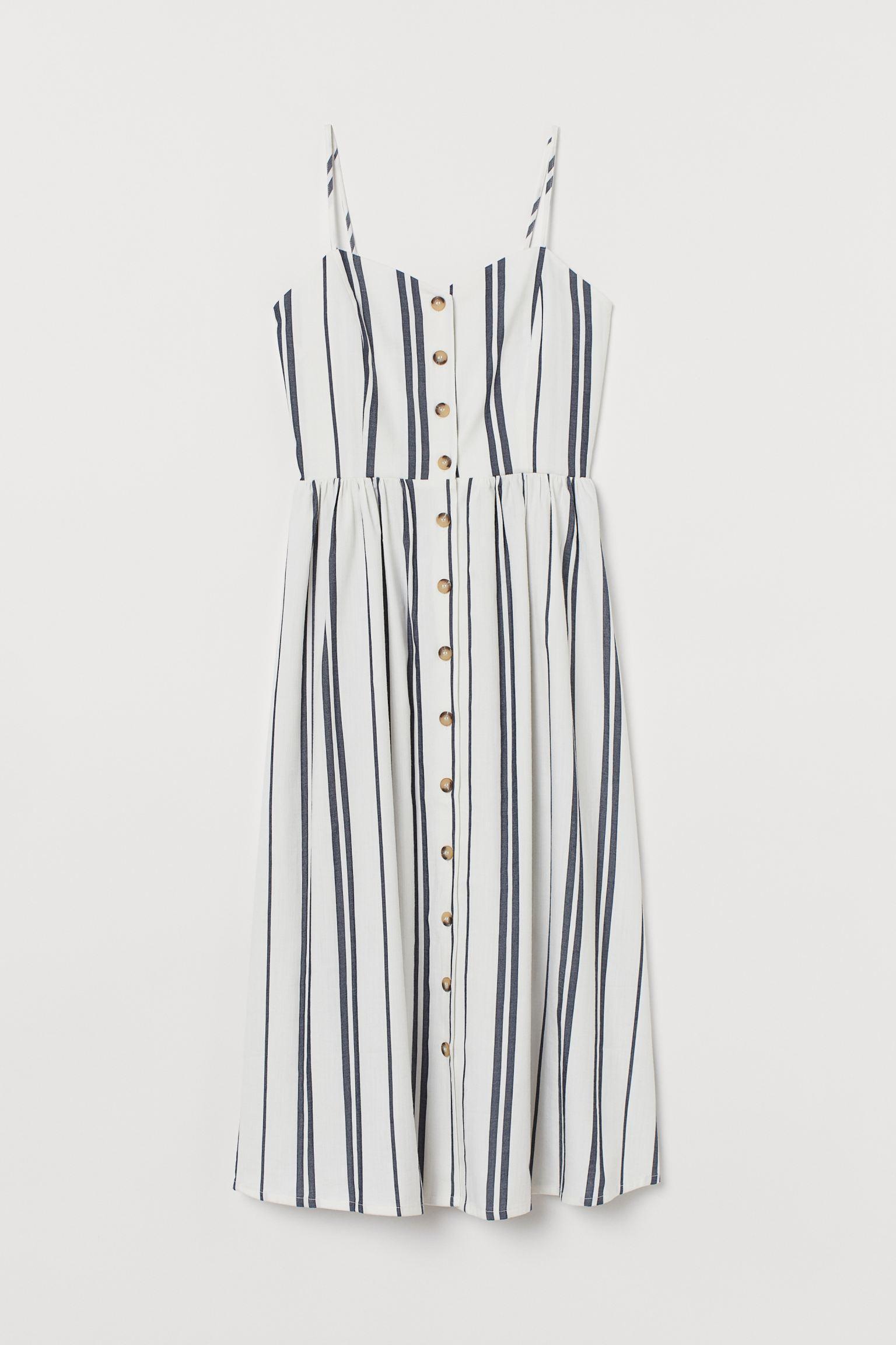 Отзыв на Через geknöpftes Платье из Интернет-Магазина H&M