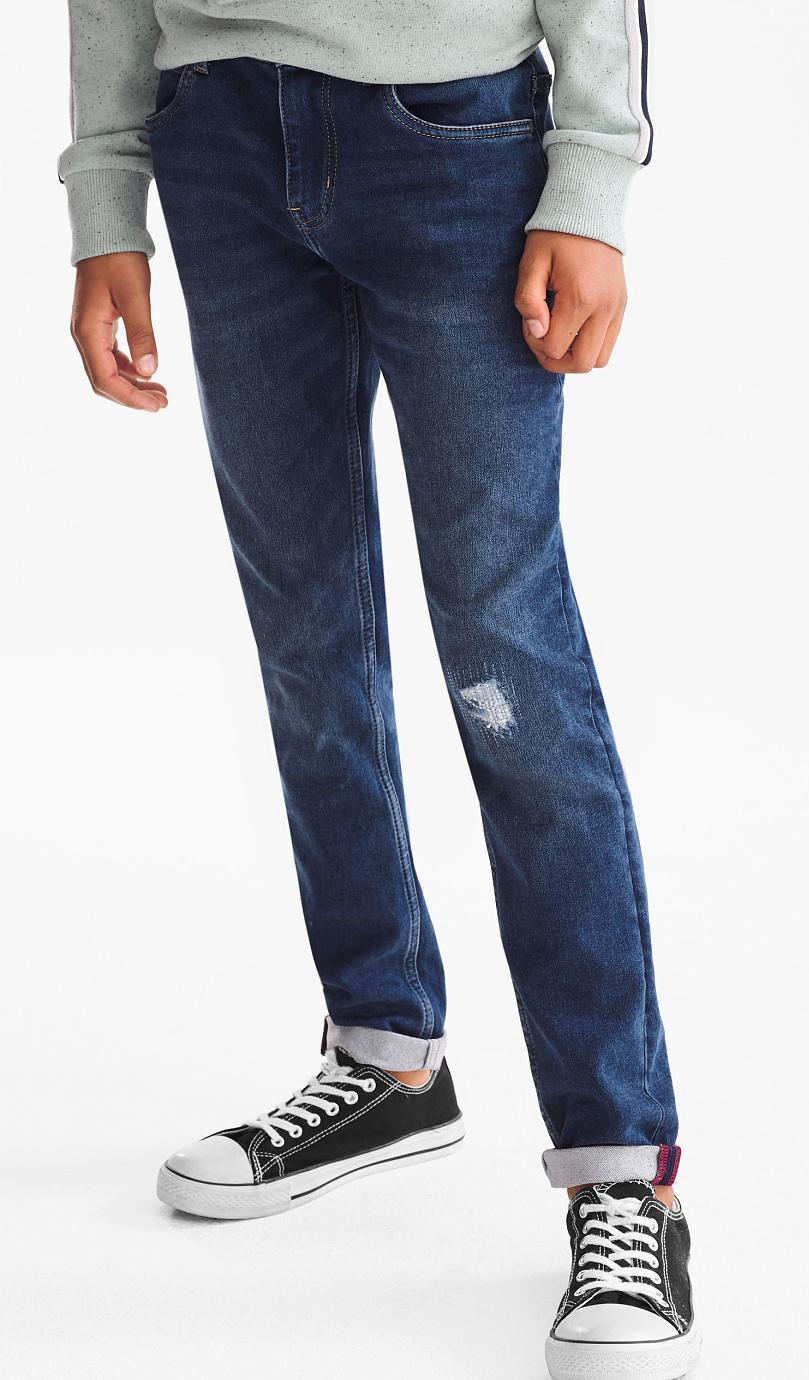 Отзыв на В Зауженные джинсы - Пробегитесь джинсовый из Интернет-Магазина C&A