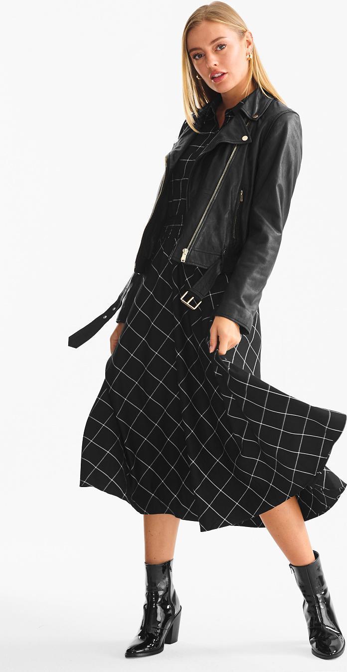 Отзыв на Платье - клетчатый из Интернет-Магазина C&A