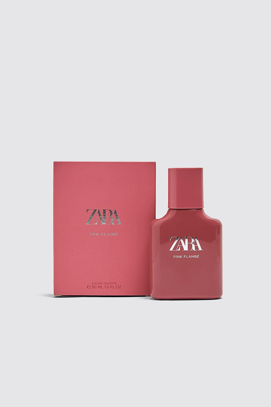Отзыв на PINK FLAMBÉ 30ML из Интернет-Магазина Zara