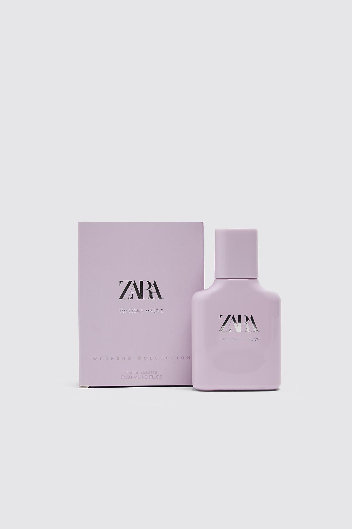 Отзыв на TWILIGHT MAUVE 30 ML из Интернет-Магазина Zara