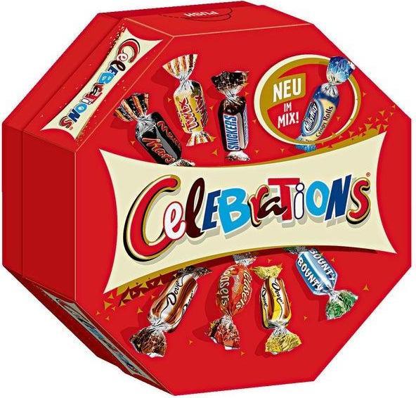 Отзыв на Celebrations in dekorativer Präsentschachtel из Интернет-Магазина ROSSMANN