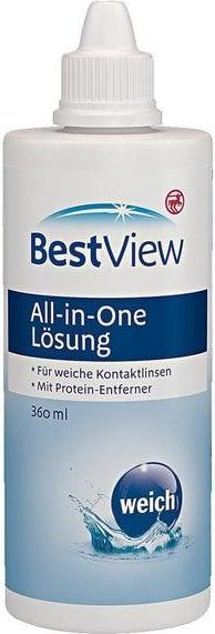 Отзыв на Best View All-in-One Lösung weich из Интернет-Магазина ROSSMANN