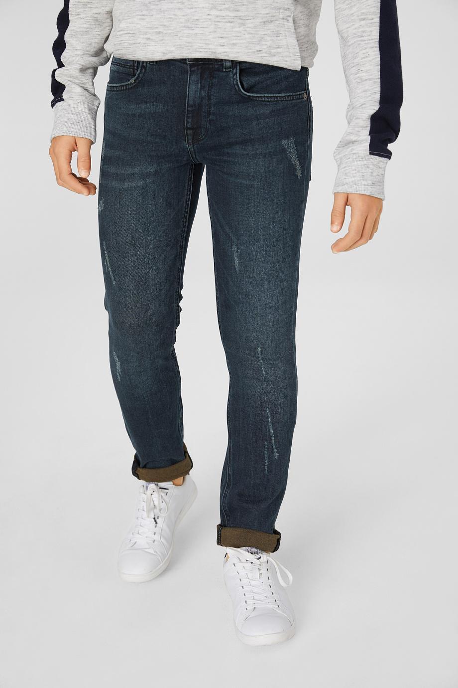 Отзыв на В Зауженные джинсы из Интернет-Магазина C&A