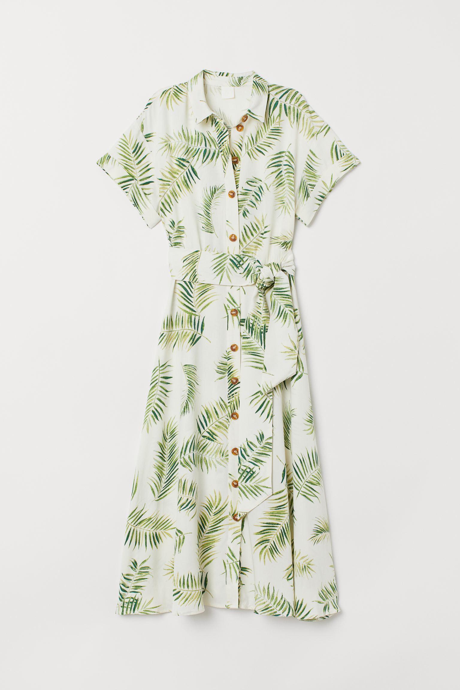 Отзыв на Уэйд длинная футболка платье из Интернет-Магазина H&M
