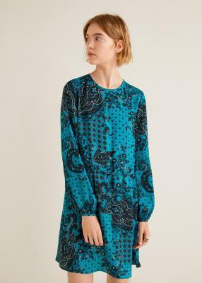 Платье с Пейсли-Дембеля