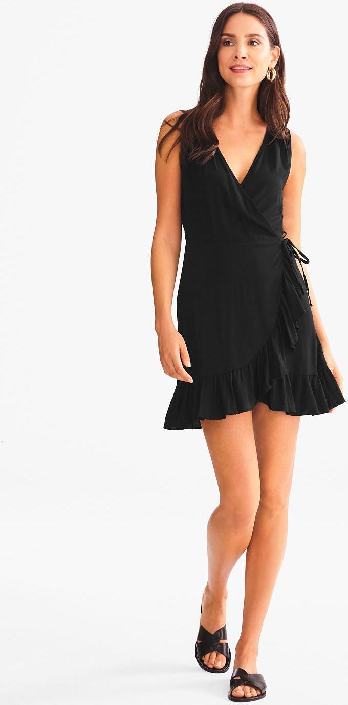 Отзыв на Платье на запах - празднично из Интернет-Магазина C&A