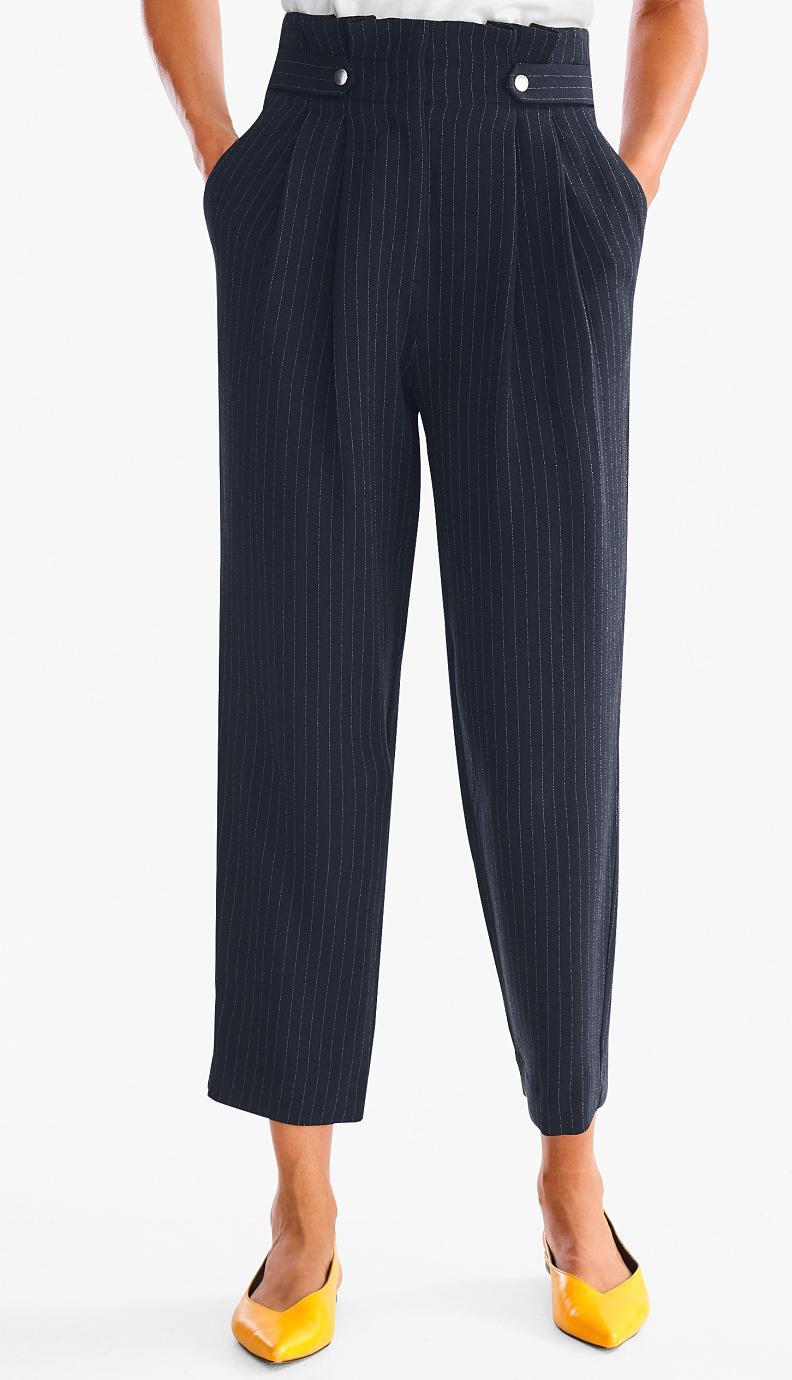 Отзыв на Paperbag штаны - Полоску из Интернет-Магазина C&A