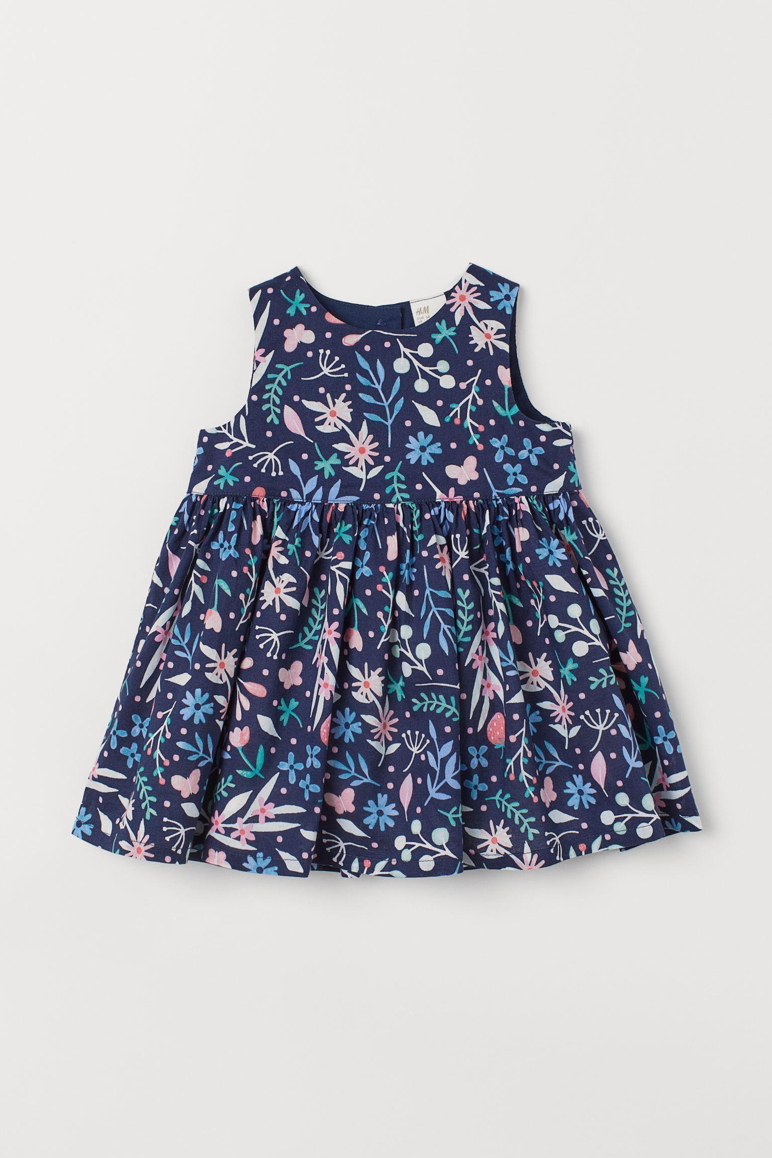 Отзыв на Платье хлопковое из Интернет-Магазина H&M