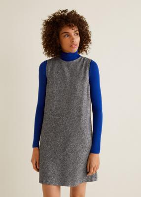 Отзыв на Meliertes Трикотажное платье из Интернет-Магазина MANGO Outlet