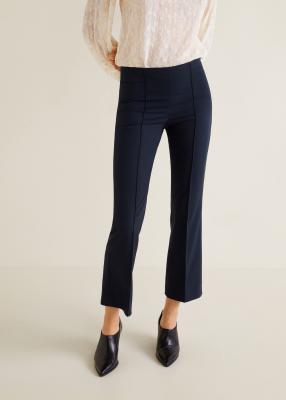 Отзыв на Прямые брюки классические из Интернет-Магазина MANGO Outlet