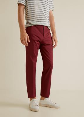Отзыв на Зауженные в штаны Чино-Стиль из Интернет-Магазина MANGO Outlet
