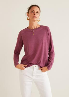 Отзыв на Рубашка с органического хлопка из Интернет-Магазина MANGO Outlet