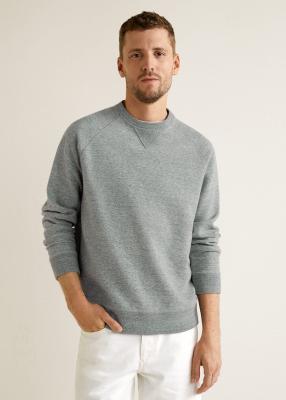 Отзыв на Meliertes хлопковый свитер из Интернет-Магазина MANGO Outlet