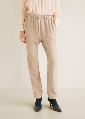 Отзыв на Melierte штаны из Интернет-Магазина MANGO Outlet