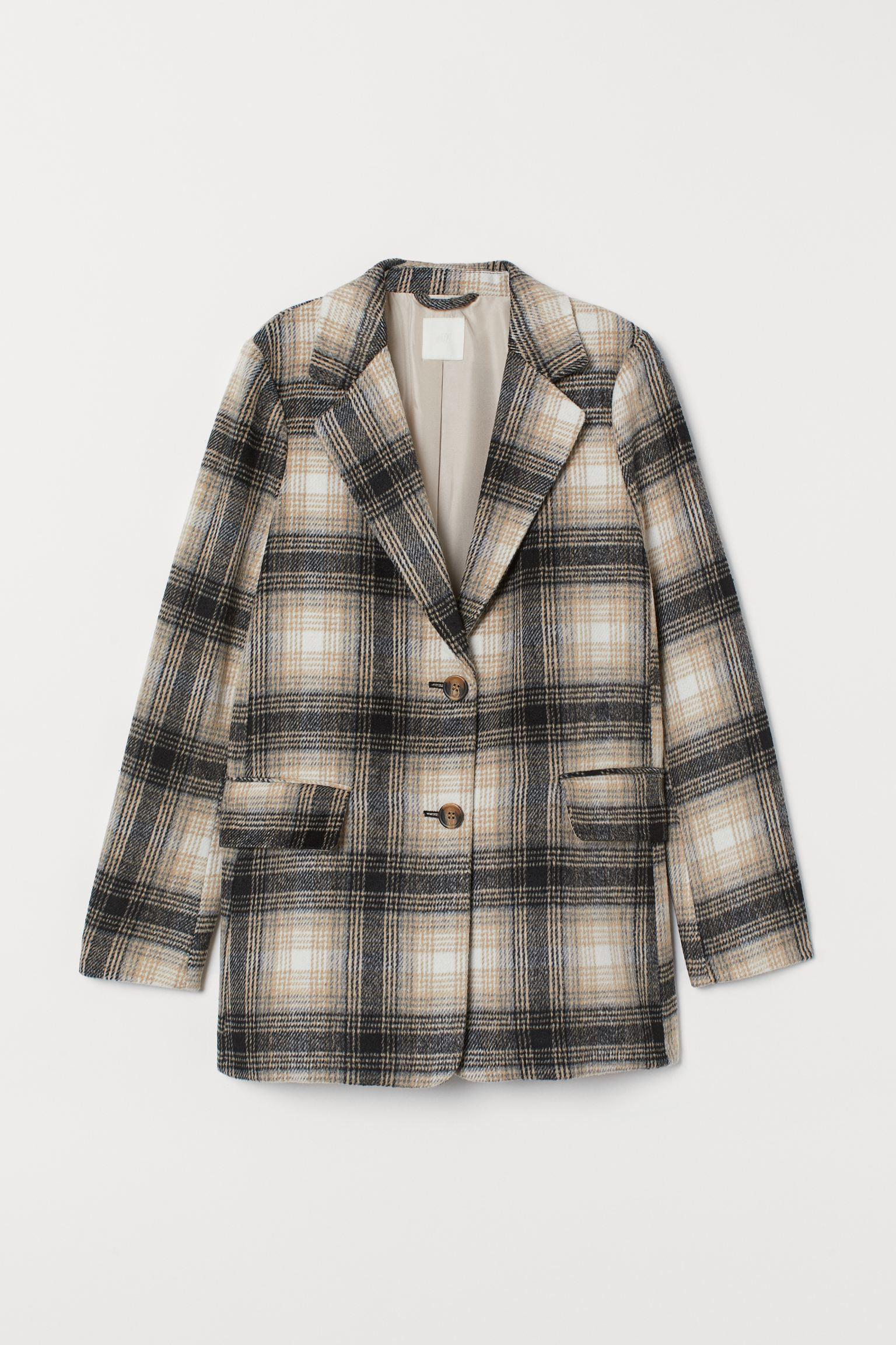 Отзыв на Прямая Пиджак из Интернет-Магазина H&M