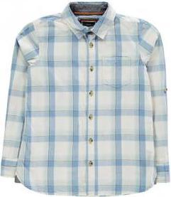 Отзыв на С длинным рукавом Проверить Рубашка для подростка для мальчика из Интернет-Магазина Sports Direct