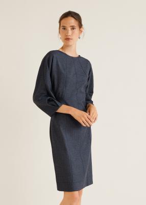 Отзыв на Плед Платье из Интернет-Магазина MANGO Outlet