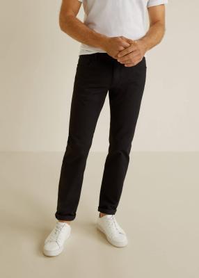 Отзыв на Зауженные хлопковые брюки из Интернет-Магазина MANGO Outlet
