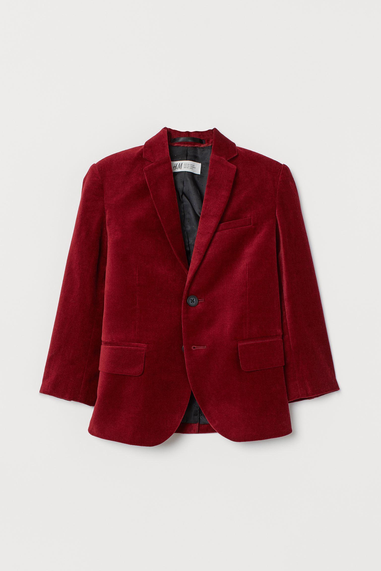 Отзыв на Пиджак с Вельвет из Интернет-Магазина H&M