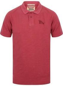Отзыв на Токио Прачечная Дон Сlub Пик хлопок для мужчин Поло-Рубашка 1X10736 Телефон красный из Интернет-Магазина SportSpar