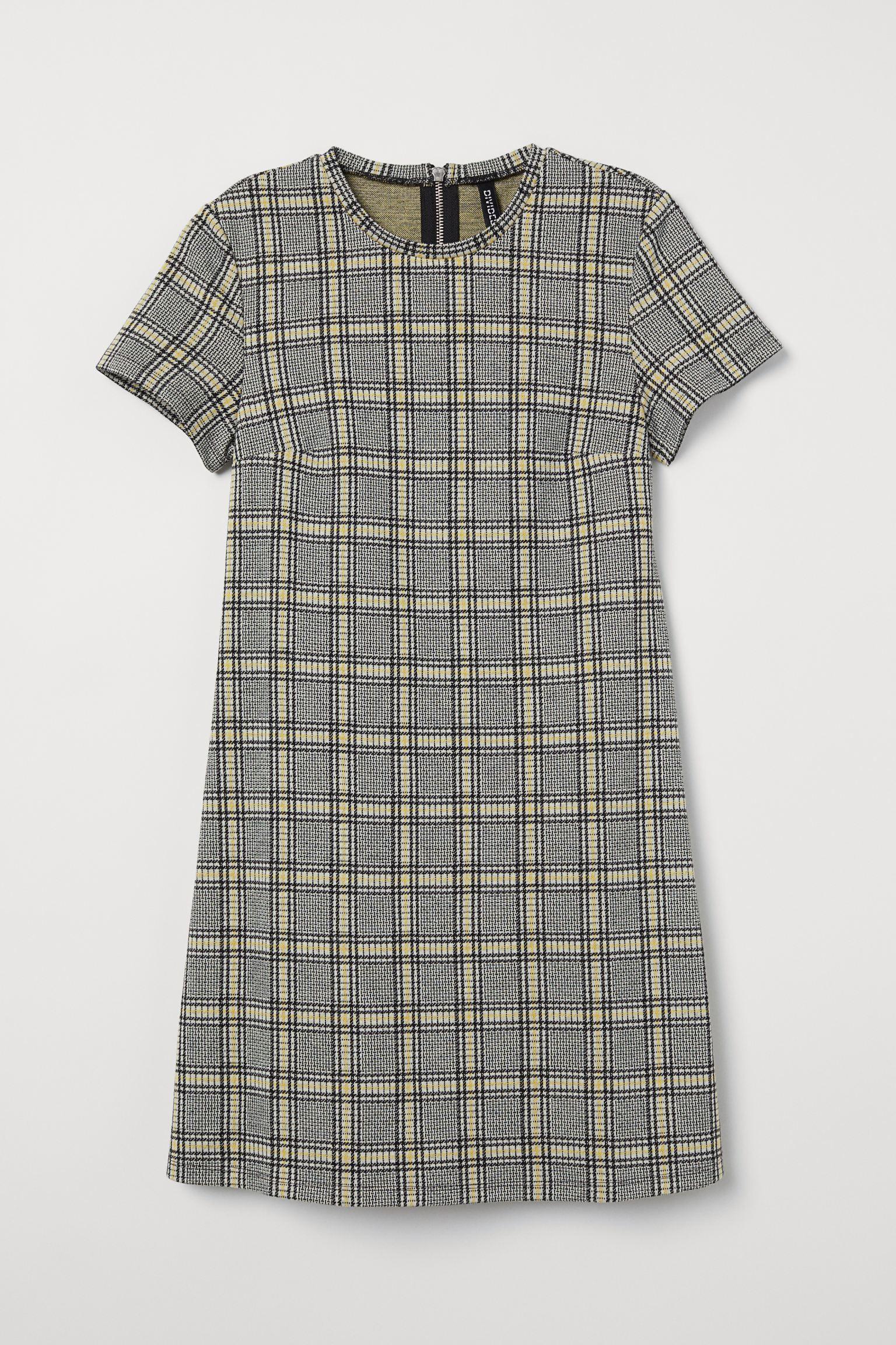 Отзыв на Короткое платье трикотажное из Интернет-Магазина H&M